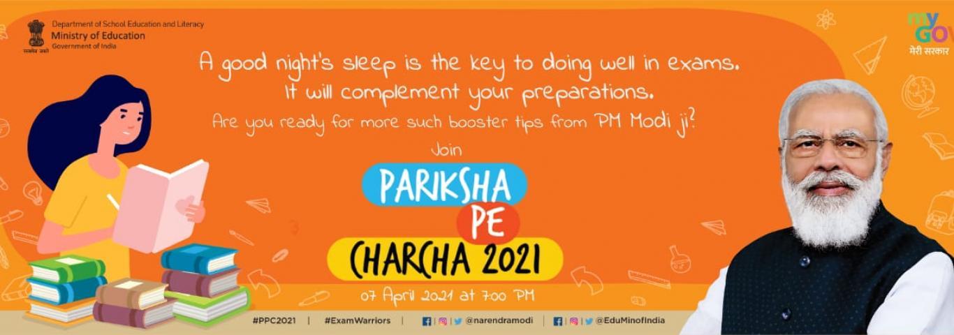 4thedition of Pariksha Pe Charcha 2